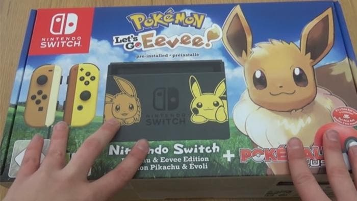 Act Echa Un Vistazo A Este Unboxing Del Pack Europeo De Switch Con