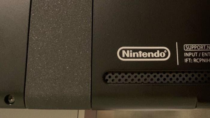 Nintendo parece estar cambiando el pie de apoyo de Nintendo Switch