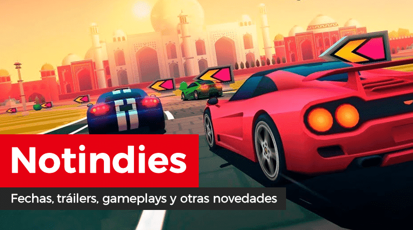 Novedades indies: Party Hard, Horizon Chase Turbo, Night Trap Collector's Edition, Decay of Logos, Bad North, Swap This!, Moonlighter, GRIP: Combat Evolved y más