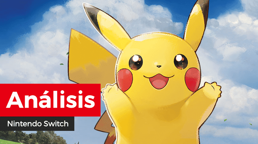 [Análisis] Pokémon: Let's Go, Pikachu!