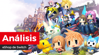 [Análisis] World of Final Fantasy Maxima