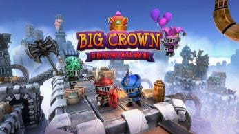 Big Crown: Showdown llegará a Nintendo Switch: disponible el 14 de diciembre en la eShop