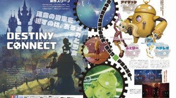 Nippon Ichi anuncia Destiny Connect para Nintendo Switch
