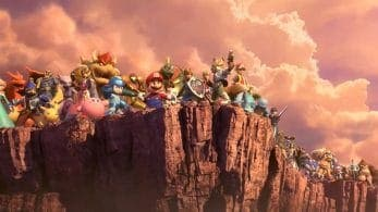 Super Smash Bros. Ultimate confirma un Modo Aventura con este espectacular vídeo