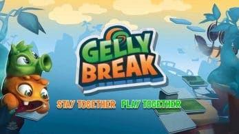 Gelly Break confirma su estreno en Nintendo Switch: disponible el 29 de noviembre