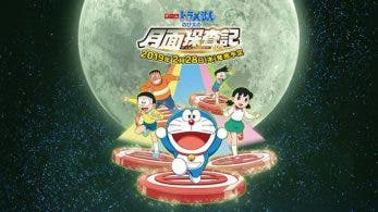 "Doraemon: Nobita's Chronicle of the Moon Exploration para Switch es ""una aventura de cultivo en la luna"""