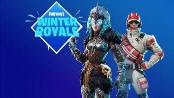 Fortnite anuncia Winter Royale Online Tournament, un torneo en línea con un total de 1.000.000$ en premios para gastar en el juego