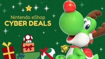 Nintendo of America lanza las Cyber ​​Deals en las eShops de Switch y 3DS