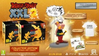 Unboxing de la edición de coleccionista de Asterix & Obelix XXL 2