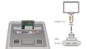 Así es el Extension Convertor, un accesorio que permitirá jugar a juegos de Game Boy y GBC en Super Famicom