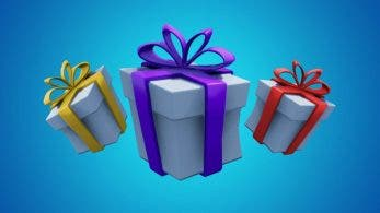 Los regalos llegan a Fortnite: Battle Royale