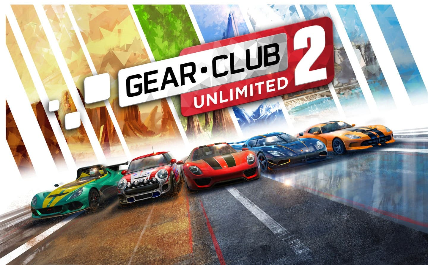 [Act.] Comparativa en vídeo de Gear.Club Unlimited 2 en modo televisor y portátil
