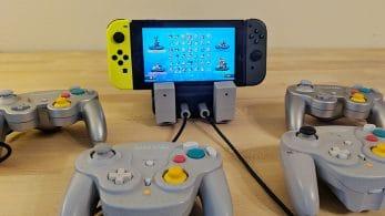 Conoce el GameCube Adapter Pro, un nuevo proyecto en Kickstarter