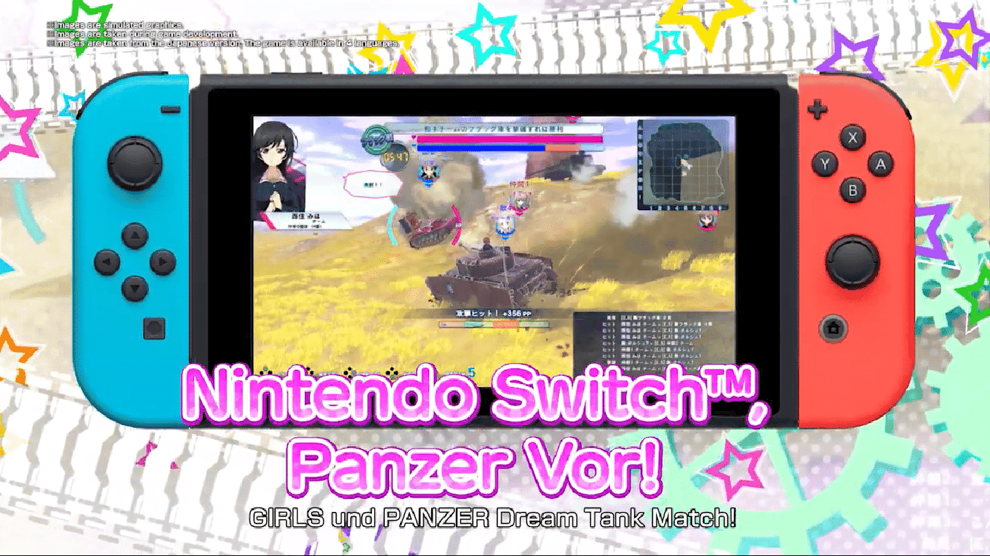Girls und Panzer: Dream Tank Match DX se lanza el 21 de enero en Asia con textos en inglés, nuevo tráiler