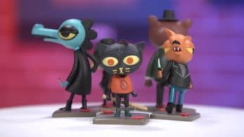 Echa un vistazo a este unboxing de las figuras de Hyper Light Drifter y Night in the Woods