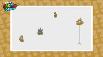 Ya tenéis disponible una nueva pista artística de Super Mario Odyssey