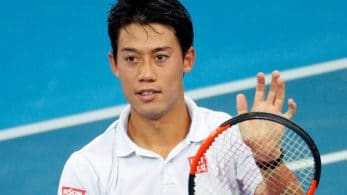 El reconocido tenista Kei Nishikori admite estar enganchado a Pokémon: Let's Go