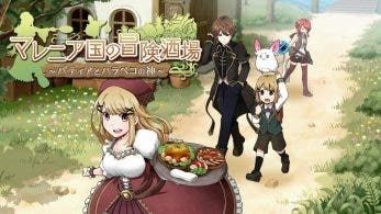 Marenian Tavern Story: Patty and the Hungry God llegará este invierno a Nintendo Switch