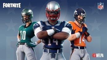 Fortnite recibirá pronto una colaboración con la NFL