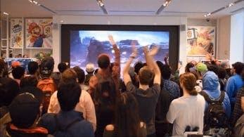 Así fue la reacción al Super Smash Bros. Ultimate Direct desde Nintendo NY