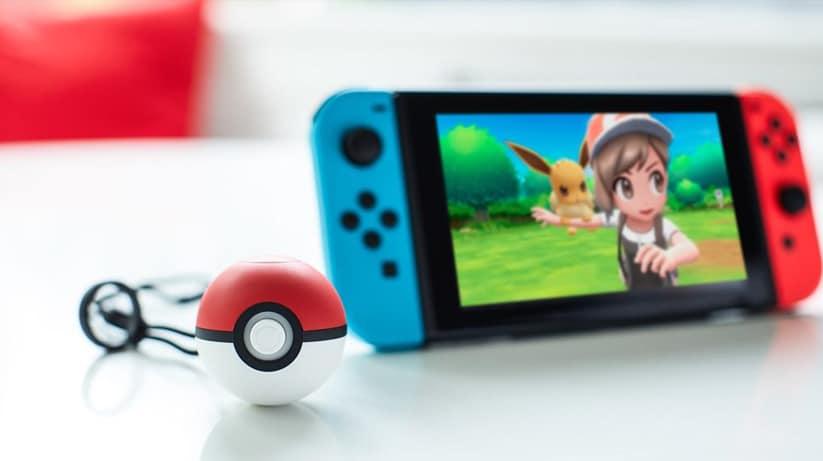 El mando Pro Controller no será compatible con Pokémon: Let's Go, Pikachu! / Eevee!