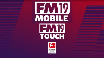 Mañana llegará nueva información acerca del lanzamiento de Football Manager Touch 2019 para Switch