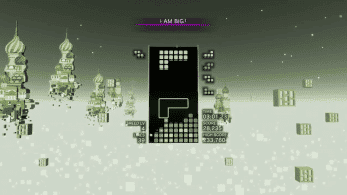 Tetris Effect esconde un filtro retro inspirado en el Tetris de Game Boy