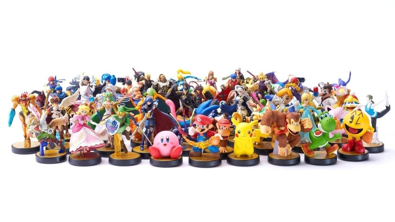 Vídeo: Escaneando los 171 amiibo en Super Smash Bros. Ultimate