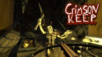 Crimson Keep confirma su estreno en Nintendo Switch: disponible el 29 de noviembre