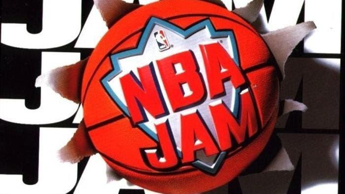 Así luce la mítica pelota de baloncesto de la portada de NBA Jam para Super Nintendo