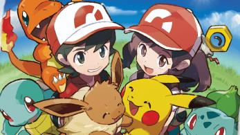 Nintendo celebra el estreno de Pokémon: Let's Go, Pikachu/Eevee! con esta imagen