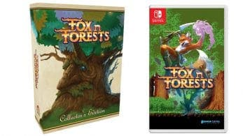 Strictly Limited Games anuncia las ediciones físicas estándar y para coleccionistas de Fox n Forests