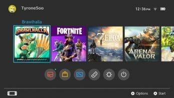 Así es el icono de Brawlhalla en Nintendo Switch, nuevo gameplay de su acceso anticipado