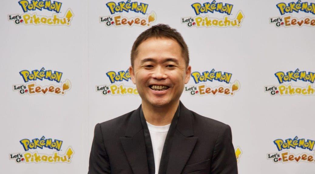 Junichi Masuda cree que Pokémon: Let's Go será el último juego principal de la serie que dirija