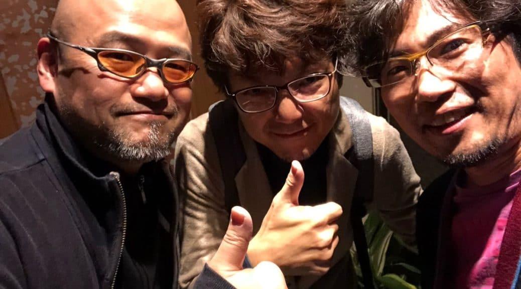 Hideki Kamiya dePlatinumGames visita al equipo de Capcom Dev 1