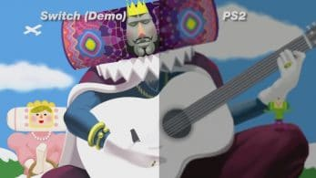 Comparativa en vídeo de Katamari Damacy Reroll: Nintendo Switch vs. PlayStation 2