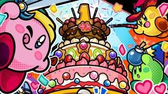 Así celebra Nintendo el aniversario de Kirby Battle Royale para 3DS
