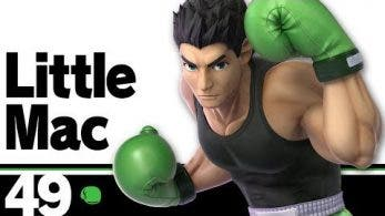 Little Mac protagoniza la entrada de hoy en el blog oficial de Super Smash Bros. Ultimate