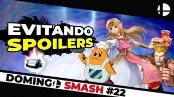 [Vídeo] Domingo Smash #22: ¡Nos vamos a enfadar! Evitando spoilers, megapack amiibo y más