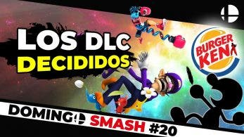 [Vídeo] Domingo Smash #20: ¡DLC decididos! Sin demo, cable más largo y pluma más furiosa