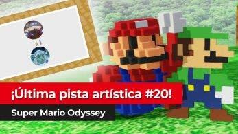 [Vídeo] ¡Última pista artística! ¿Se acaban los DLC de Super Mario Odyssey?