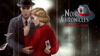 Noir Chronicles: City of Crime confirma su estreno en Nintendo Switch