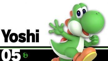 Yoshi protagoniza la entrada de hoy en el blog oficial de Super Smash Bros. Ultimate