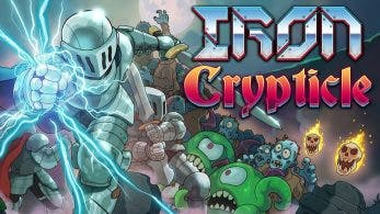 Iron Crypticle está de camino a Nintendo Switch: lo recibiremos a principios de 2019