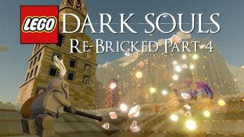 Nuevo vídeo de LEGO Dark Souls Re-Bricked