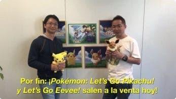 Junichi Masuda y Kensaku Nabana comparten un mensaje para todos los fans de Pokémon