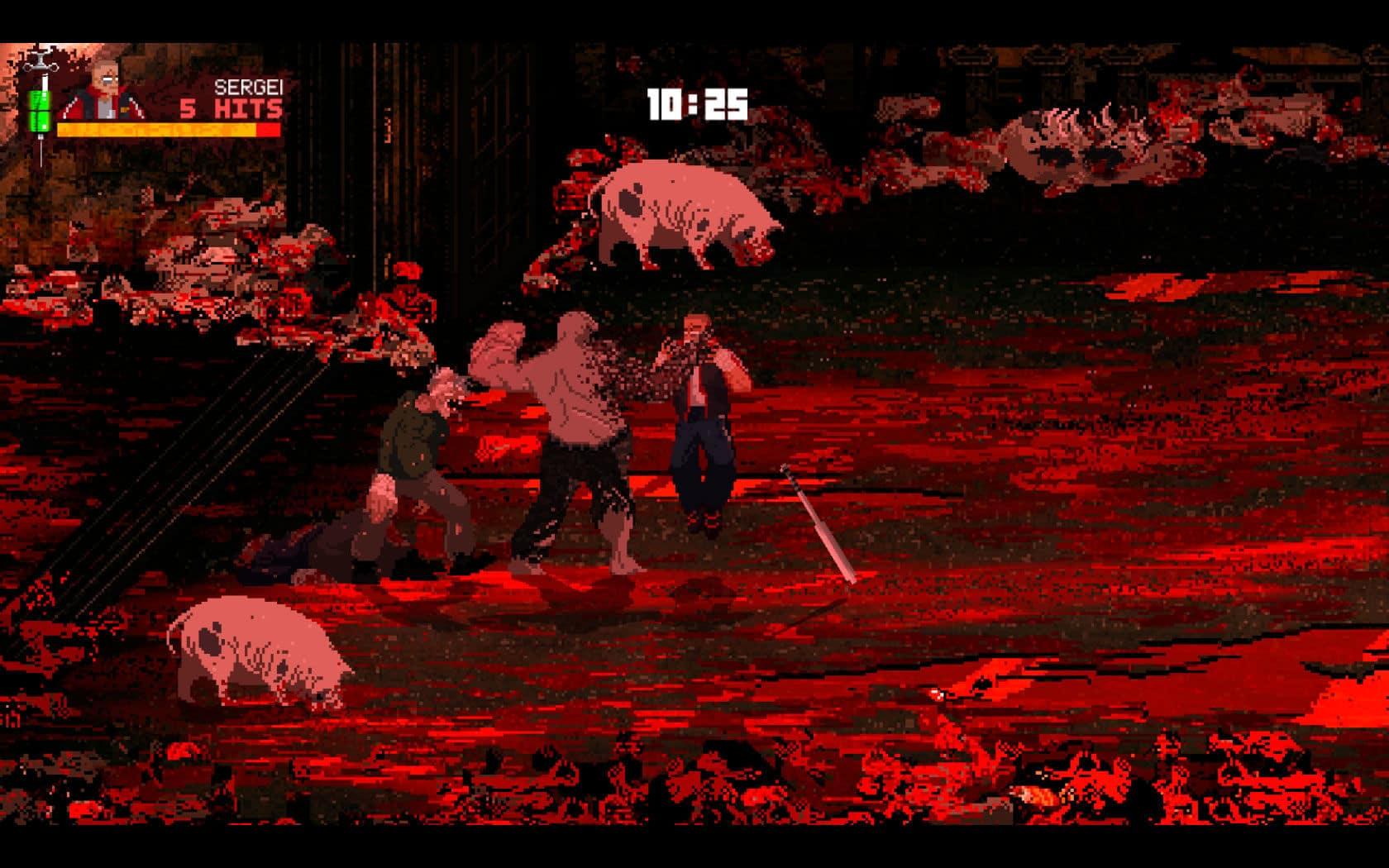 Australia y Nueva Zelanda prohíben la distribución de Mother Russia Bleeds en Nintendo Switch