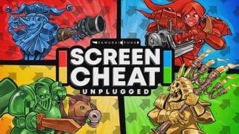Screencheat: Unplugged está de camino a Nintendo Switch: disponible el 29 de noviembre