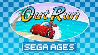 Out Run de SEGA Ages se estrena en Occidente el 10 de enero