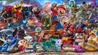 Amazon.com agota su stock de Super Smash Bros. Ultimate a tres semanas de su lanzamiento